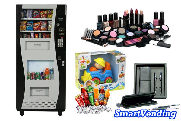 包爾科技自動販賣機 物料管理機 自動售貨機001