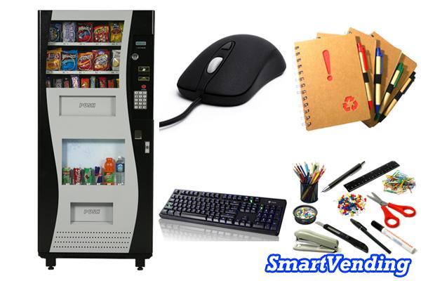 包爾科技自動販賣機 物料管理機 自動售貨機002
